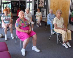 Chair Exercise Group
