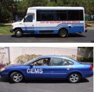 Gulfport GEMS Vehicles