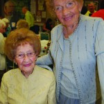 Lillian Tignanelli (sister) and