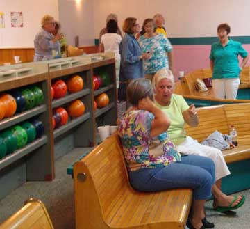 Gulfport Senior Center Volunteer Recognition Bowling Party