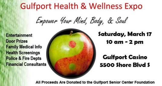 Health & Wellness Expo Coming Up March 17
