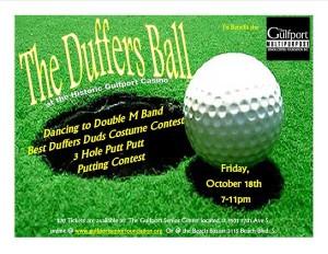 Duffers Ball October 18 2013
