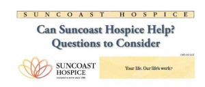 Can Suncoast Hospice Help?