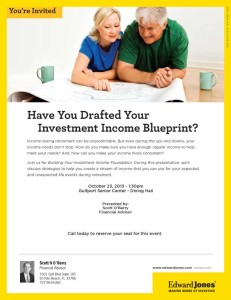 Drafting Your Investment Income Blueprint