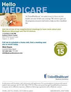 Medicare Solutions November 4, 2013