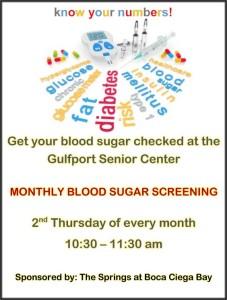 Monthly-Blood-Sugar-Screening