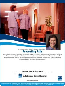 Preventing Falls at the Gulfport Senior Center
