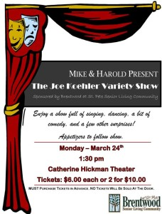 Variety Show March 24