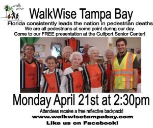Walk Wise Tampa Bay