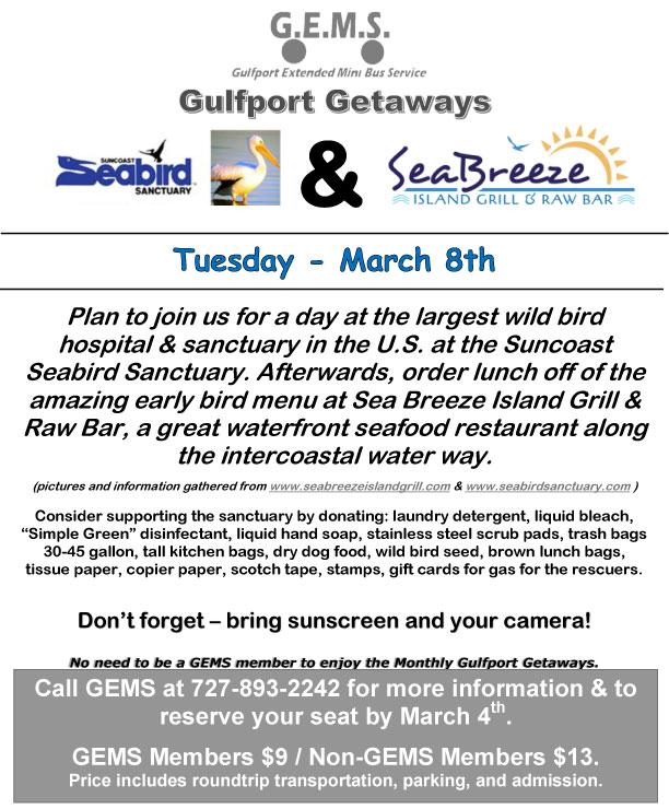 GP-Getaway-SeabirdSanctuaryDeadlineMarch4