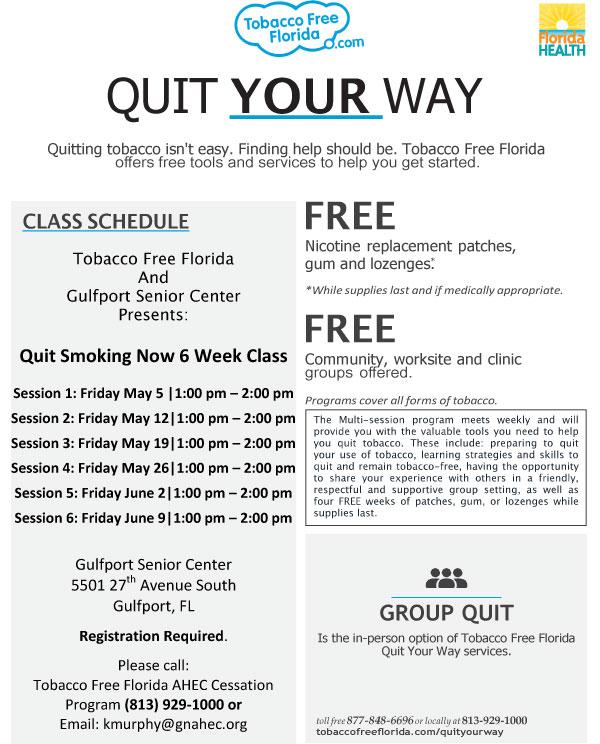 TobaccoFree-QuitYourWay